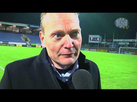 Niels Frederiksen: Vi skulle have vundet
