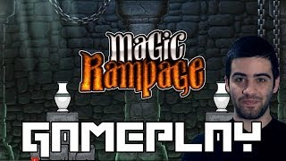 Magic Rampage Android App Review/Gameplay (AOD)