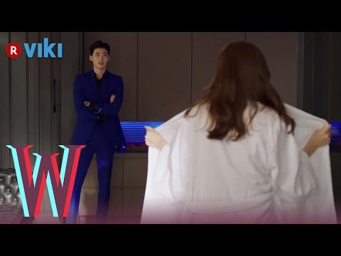 W - EP 3 | Han Hyo Joo Flashes Lee Jong Suk