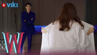 Video W - EP 3 | Han Hyo Joo Flashes Lee Jong Suk download MP3, 3GP, MP4, WEBM, AVI, FLV April 2018