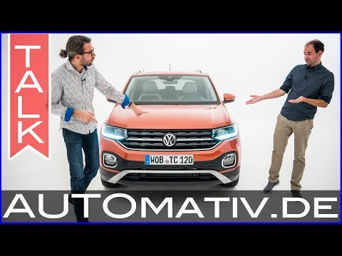 Tech-Talk VW T-Cross (2019): Design, Technik, Assistenz, Qualität des Volkswagen Klein-SUV