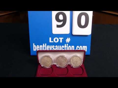 676 Maureen M. Poole Intervivos Trust Coins & Jewelry Online Auction