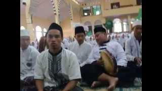 Pon. Pes. Al Hikmah 2 Bersholawat Part 1