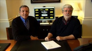 George Lucas Discusses Selling Lucasfilm to Disney, Plus New 'Star Wars' Movies