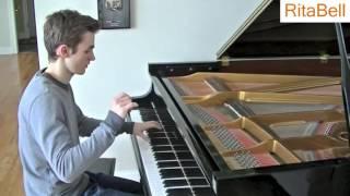 Kygo: Here For You ft. Ella Henderson (Elliott Spenner Piano Cover) - RitaBell