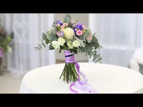 Букет невесты в европейском стиле своими руками. Кухня декоратора 006.