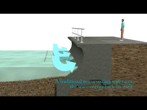 SAFB Sea Wall Defences - UK Flood Barriers