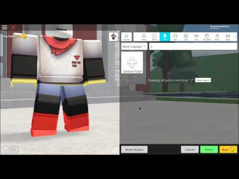 How To Be Papyrus In Robloxian Highschool Youtube - wd gaster shirt id roblox