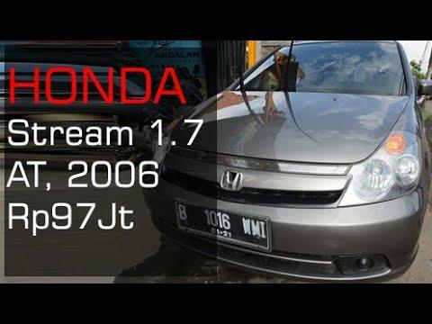 Honda Stream Tipe 1.700cc 2006 Jakarta Timur - Review Mobil Bekas | OtoTrader