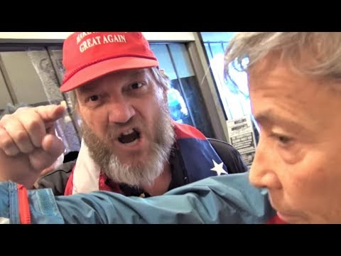 MAGA Snowflakes Threaten To Burn Down Bookstore
