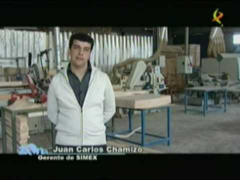 Fabrica de sillas y mesas symex c b youtube - Fabricas de sillas en lucena ...