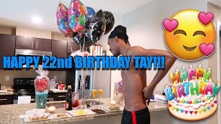 surprised-tay-with-this-for-his-birthday