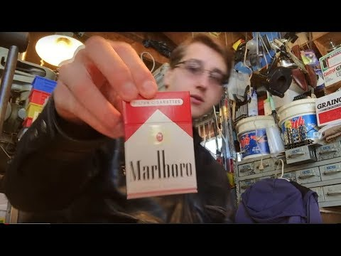 NickTheSmoker - Marlboro Red