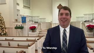FPC Auburn Worship December 6th 2020