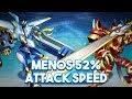 DIGIMONS COM MENOS 52% DE ATTACK SPEED!