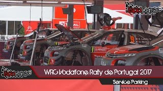 ★★★★★ WRC Vodafone Rally de Portugal 2017 - Service …