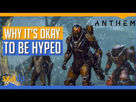 Anthem | Why I Dare to Hype (and what I still fear...)