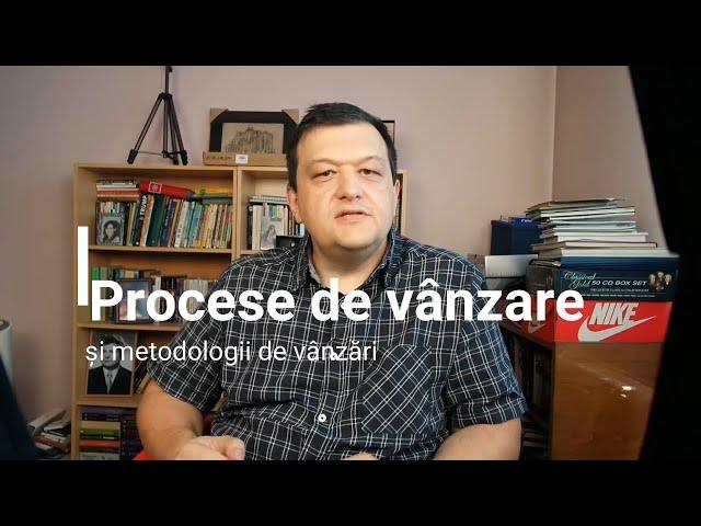 Procese de vanzare si metodologii