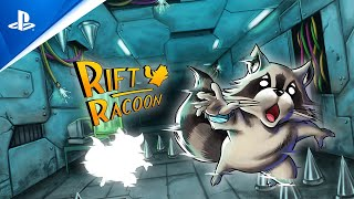 Rift Racoon - Game Launch | PS5, PS4
