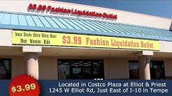 Discount Clothing Outlet en  Española - Liquidation Store Tempe AZ