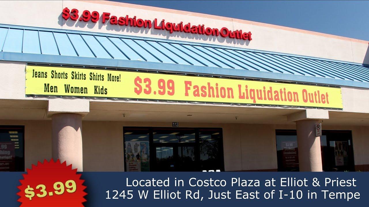 9645f9c2329a Discount Clothing Outlet en Española - Liquidation Store Tempe AZ ...
