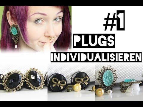 ausgefallene plugs