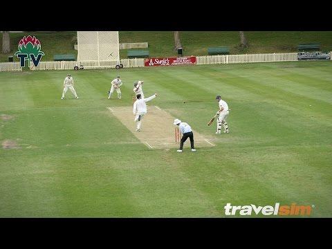 3rd Grade's Batting vs Sydney Uni - Semi Final