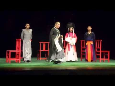 Faust by Goethe music Ceccarelli, Cipriani, Xiaoman performed Peking Opera