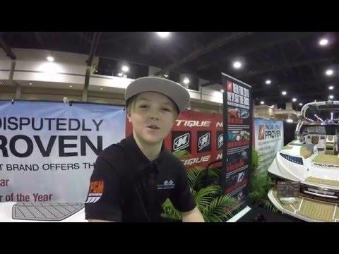 Daniel Johnson, Icy Wakes Team Rider Talks About The Super Air Nautique G Series Boat