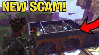 INVISIBLE CEILING TRAP GLITCH IS BACK!!!(TUTORIAL!) OMG!!! | Fortnite Save The World