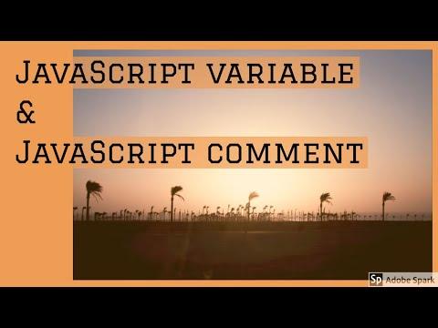 Part- 3(JavaScript variable and JavaScript comment) - JavaScript Bangla Tutorial thumbnail