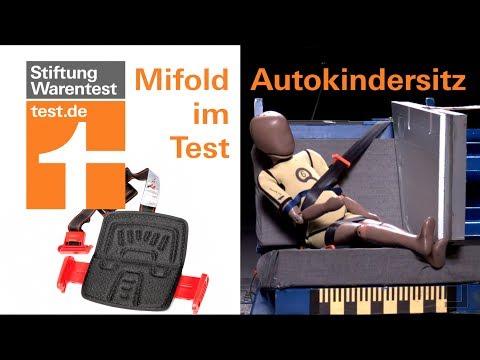 Test Mifold Grab-and-Go: Verletzungsgefahr Beim Klapp-Kindersitz (booster Seat Review)