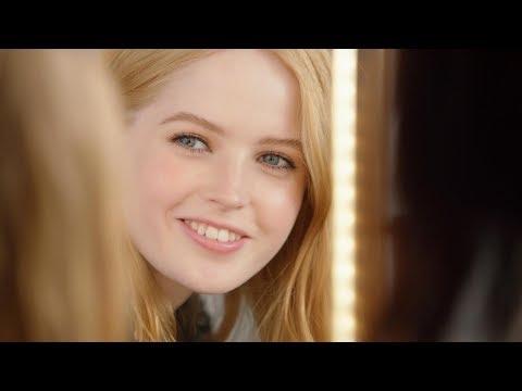 """CHANEL Beauty Talks: Episode 5 """"Little Black Palette"""" with Ellie Bamber. Bonus video"""