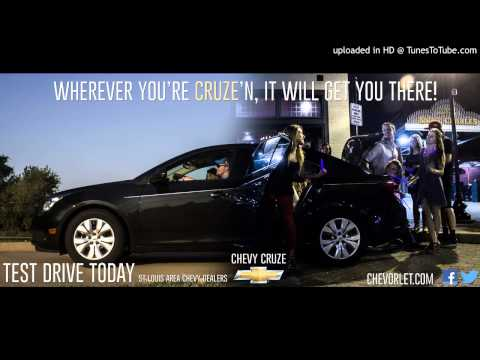 Cruze'n with the LU Crew Radio Commercial