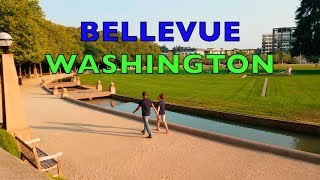 Bellevue Washington near Seattle