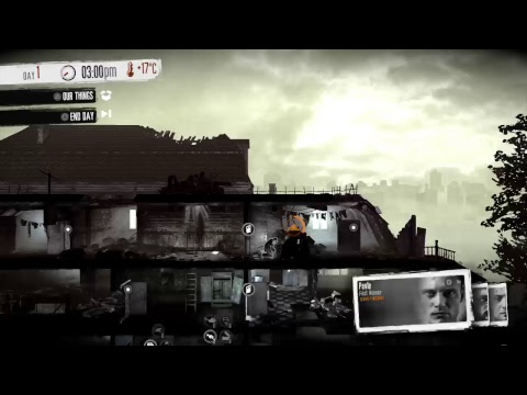 This War Of Mine: The Little Ones  PS4  Platinum Run