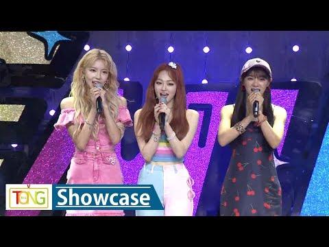Gugudan SEMINA 'SEMINA'(샘이나) Showcase -Greeting- (구구단, 세미나, 세정, SEJEONG, 미나, MINA, 나영, NAYOUNG)