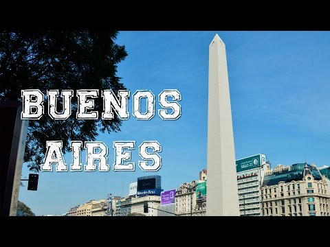12  Lugares  para  visitar en Buenos Aires (CABA) #ARG