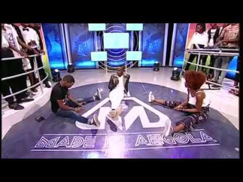 Sabonete Mana no Made In Angola Tv Zimbo