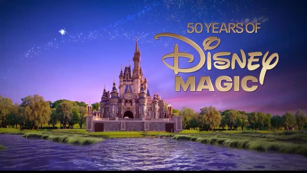 50 years ago: Roy Disney made Walt's dream come true