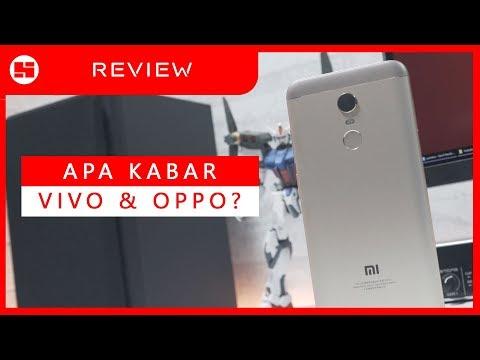 Review Xiaomi Redmi 5 Plus : INI XIAOMI MAUNYA APA SIH?