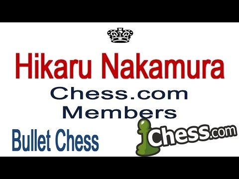 ♚ GM Hikaru Nakamura vs Chess.com Members, No Matter The Rating