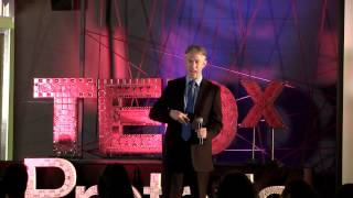 Instantly recalling understanding: Kevin Horsley at TEDxPretoria