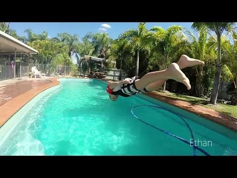 GoPro Pool Video