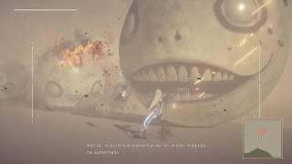 NieR:Automata - Emil (Pelea final) Boss Secreto Nivel 99