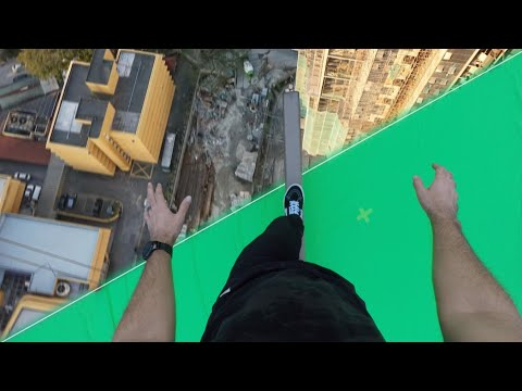 5 Creative Green Screen Effects