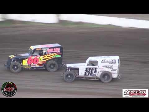 Ocean Speedway June 21st, 2019 Dwarf Car Main Highlights