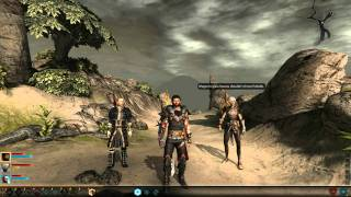 Dragon Age 2: Party Banter: Anders & Fenris [complete]