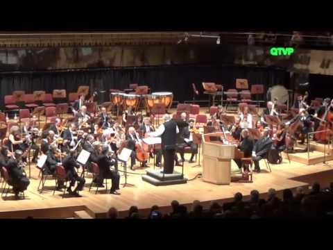 Johann Sebastian Bach: Concierto para órgano y orquesta en Re menor, BWV 1052, 1052a, 146, 188