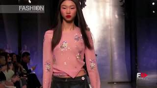 TOPSHOP UNIQUE Fall Winter 2017 London by Fashion Channel